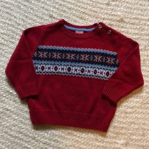 🎄Boys 24 month Sweater